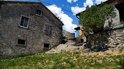 Hum, Croatia, May 2011.