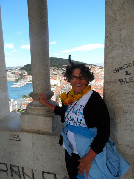 Cres, Croatia - from the Castle
