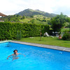 swim in sisters pool - Kien, Switzerland