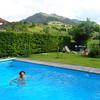 swim in sisters pool - Kien, Switzerland