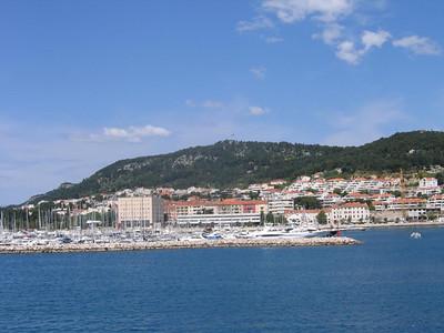 Ferry to from Split to Brac
