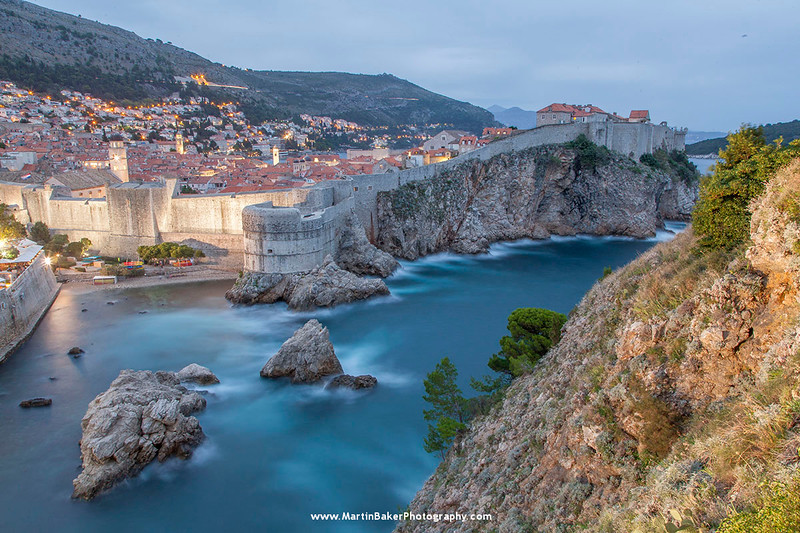 Old Town, Dubrovnik, Croatia.