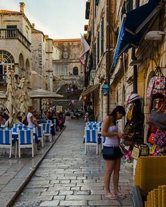 Street, Dubrovnik, Croatia