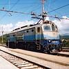 1061 104 at Šapjane on the Croatian/Slovenian boarder.