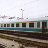1st/2nd class car 51 79 39 10200 at Zagreb Glavni Kolod.