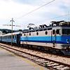 1141 016 at Ploče with train 390 to Sarajevo.