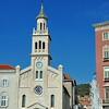 Split - Place Republike - Eglise Saint-François