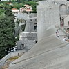 Dubrovnik - Remparts et tour Minčeta