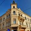 Osijek - Art nouveau avenue Kapucinska