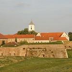 Osijek - La citadelle au jour levant