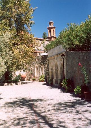 Maheras Monastery