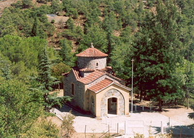 Church in Maheras