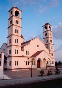 Modern church, Polemidia