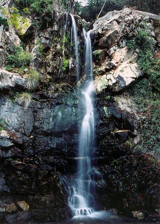 Kaledonia waterfall, Platres