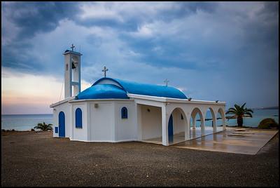 Agia Thekla Chapel, Ayia Napa