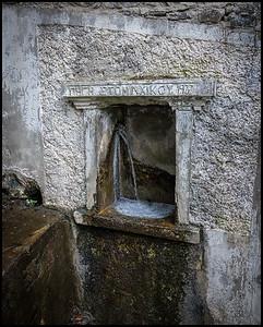 Sulphur spring, Kalopanayiotis