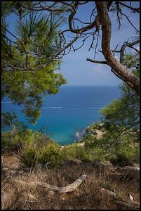 Aphrodite trail, Akama peninsula