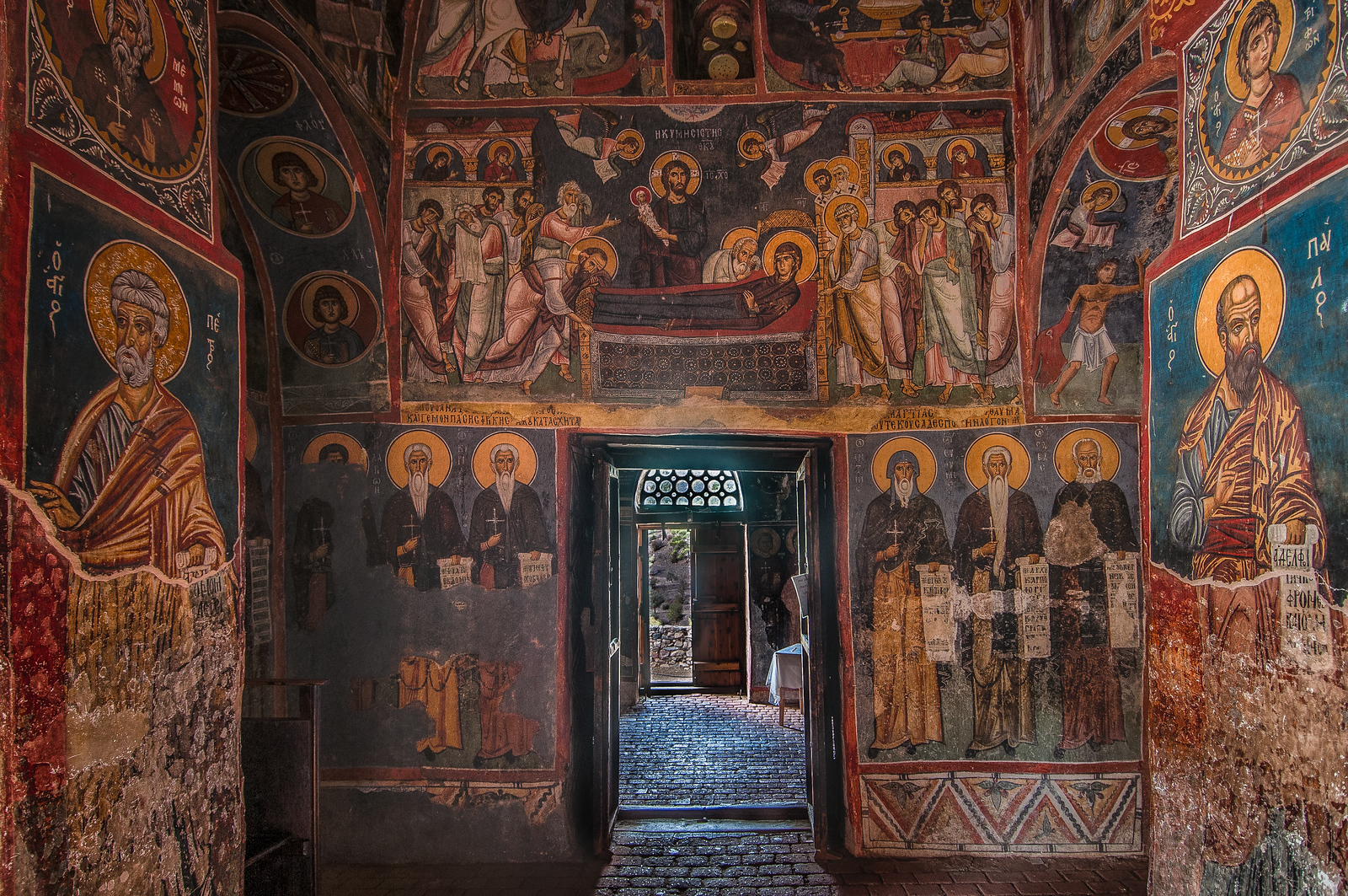 Painted Churches in the Troodos Region UNESCO World Heritage Site
