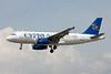 """5B-DBP Airbus A319-132 """"Cyprus Airways"""" c/n 1768 Frankfurt/EDDF/FRA 01-07-10"""