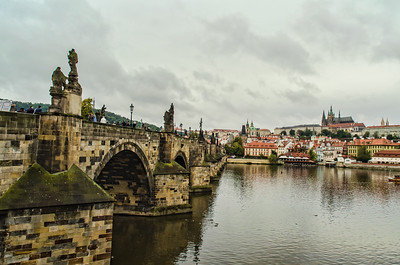 St Charles Bridge, Prague