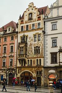 Old Town Square,Prague