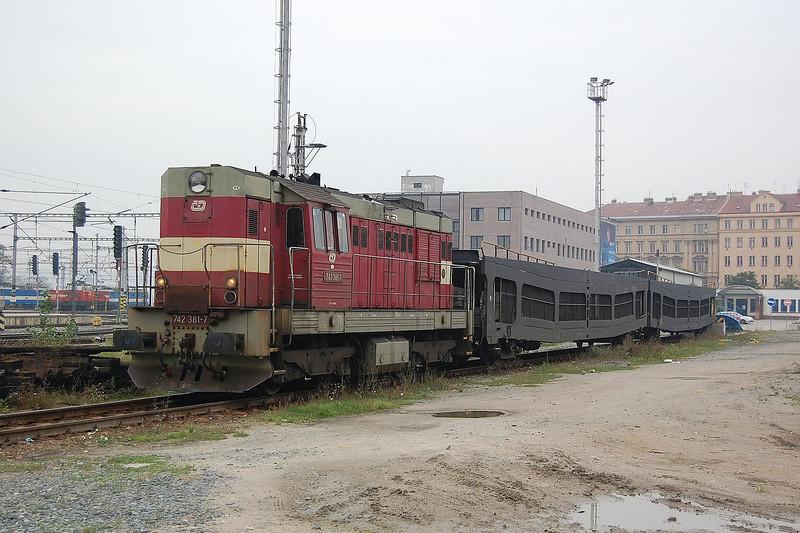 742381 at Praha hl.n.