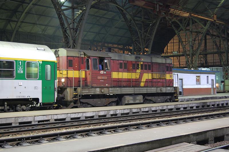 7420405 at Praha hl.n.