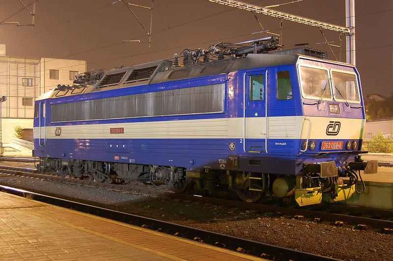 363054 at Praha hl.n.