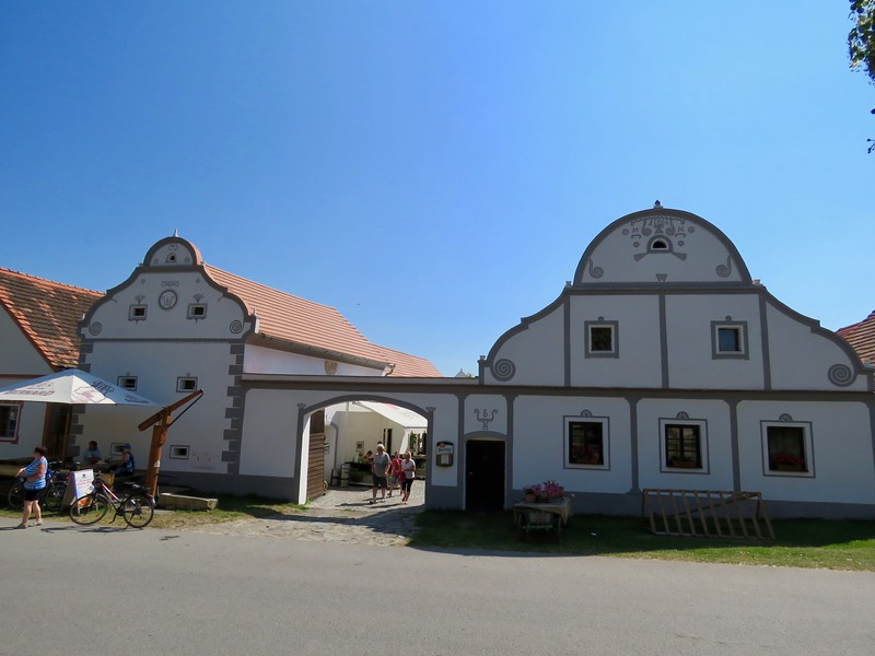 Holašovice UNESCO site