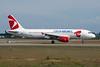 OK-GEB Airbus A320-214 c/n 1450 Helsinki-Vantaa/EFHK/HEL 20-06-11