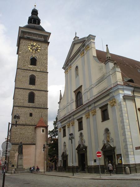 Black Tower, Ceske Budejovice - Czech Republic