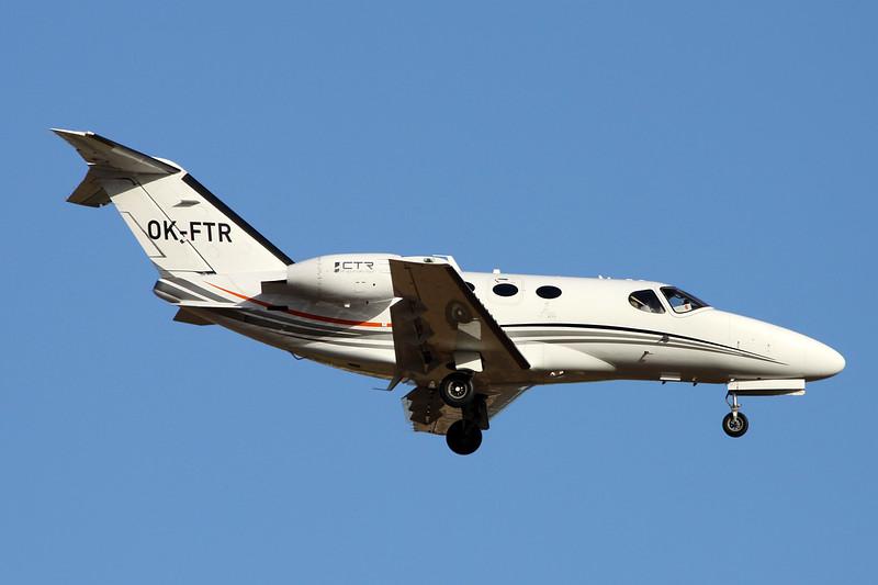 OK-FTR Cessna 510 Citation Mustang c/n 510-0053 Palma/LEPA/PMI 15-06-16