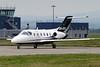 OK-ESC Beech 400XT Nextant Beechjet c/n RK-295 Glasgow/EGPF/GLA 03-09-14