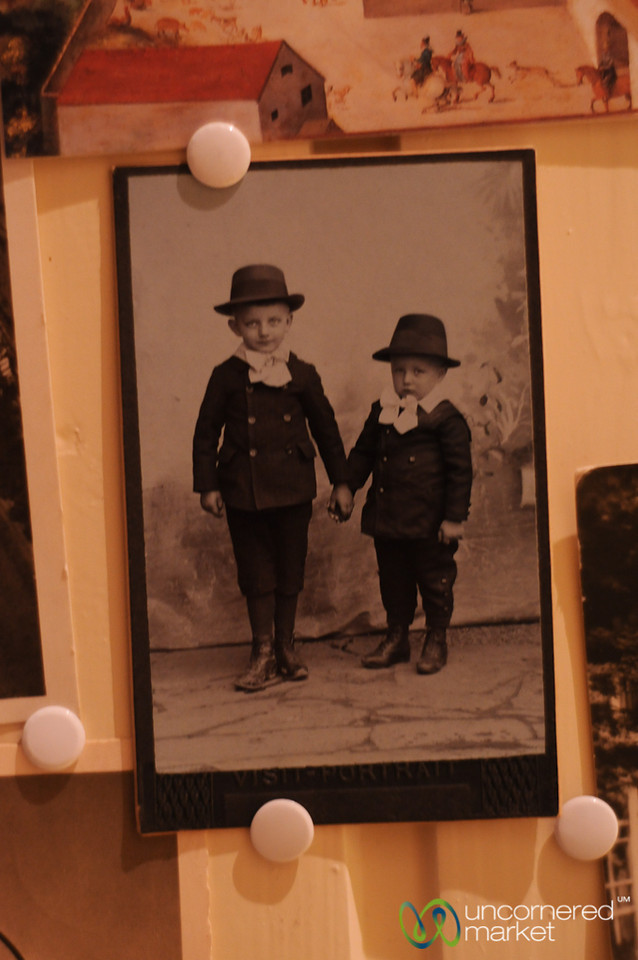 Young Brothers from a Previous Century - Czech Republic