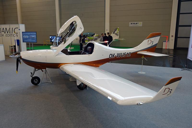 OK-WUS 12 Aerospool WT-9 Dynamic c/n DY585/2017 Friedrichshafen/EDNY/FDH 05-04-17