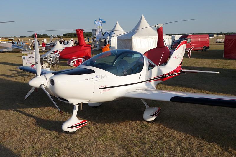 OK-PUA 69 TL Ultralight TL-2000 Sting S4 c/n 10ST337 Blois/LFOQ/XBQ 01-09-18