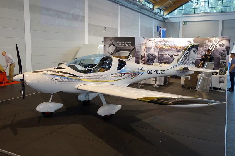 OK-YUL 25 Flying Machines FM.250 Vampire 2 c/n unknown Friedrichshafen/EDNY/FDH 05-04-17