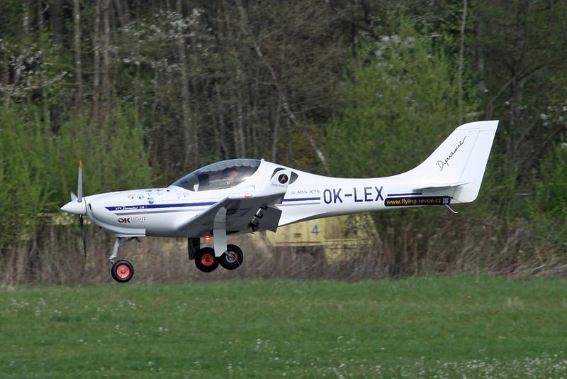 OK-LEX Aerospool WT-9 LSA Dynamic c/n DY461/2012 Friedrichshafen/EDNY/FDH 06-04-17