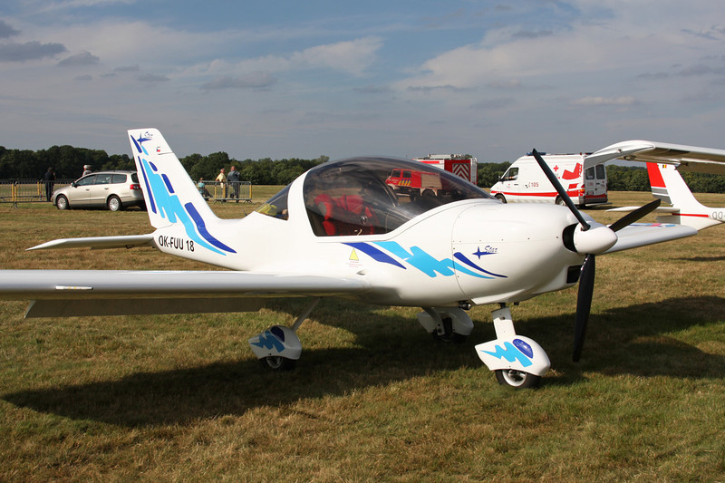 OK-FUU 18 TL Ultralight TL-96 Star c/n unknown Schaffen-Diest/EBDT 17-08-13