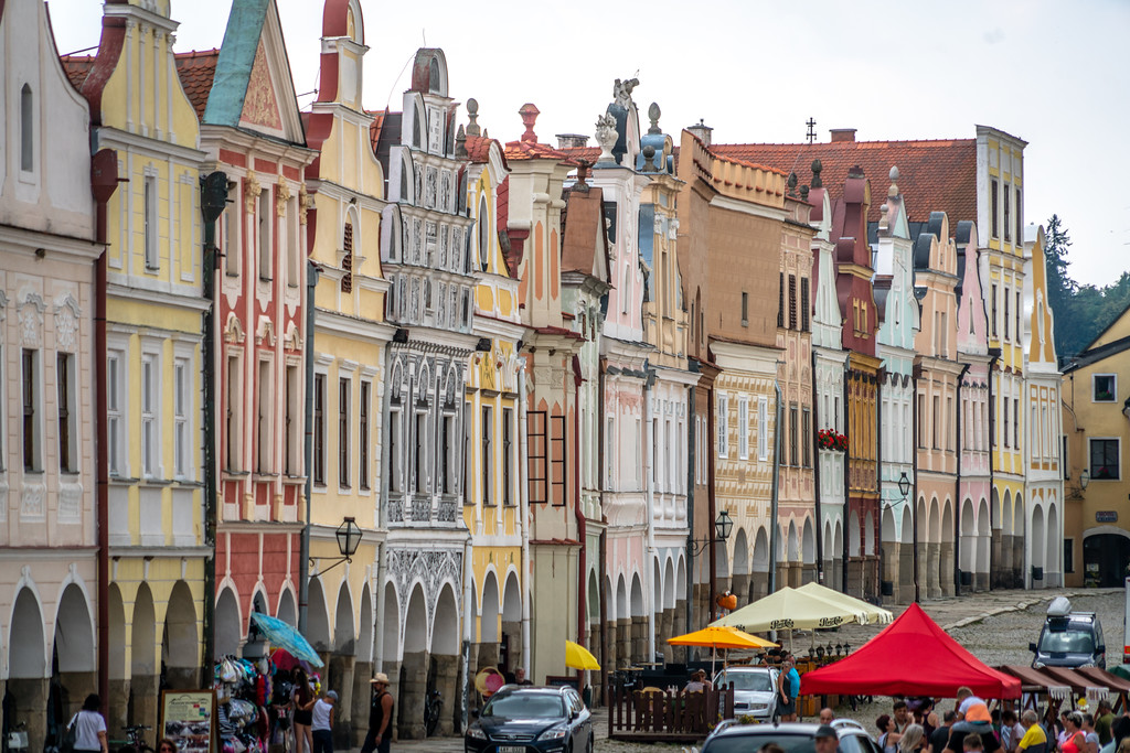 Historic Centre of Telc