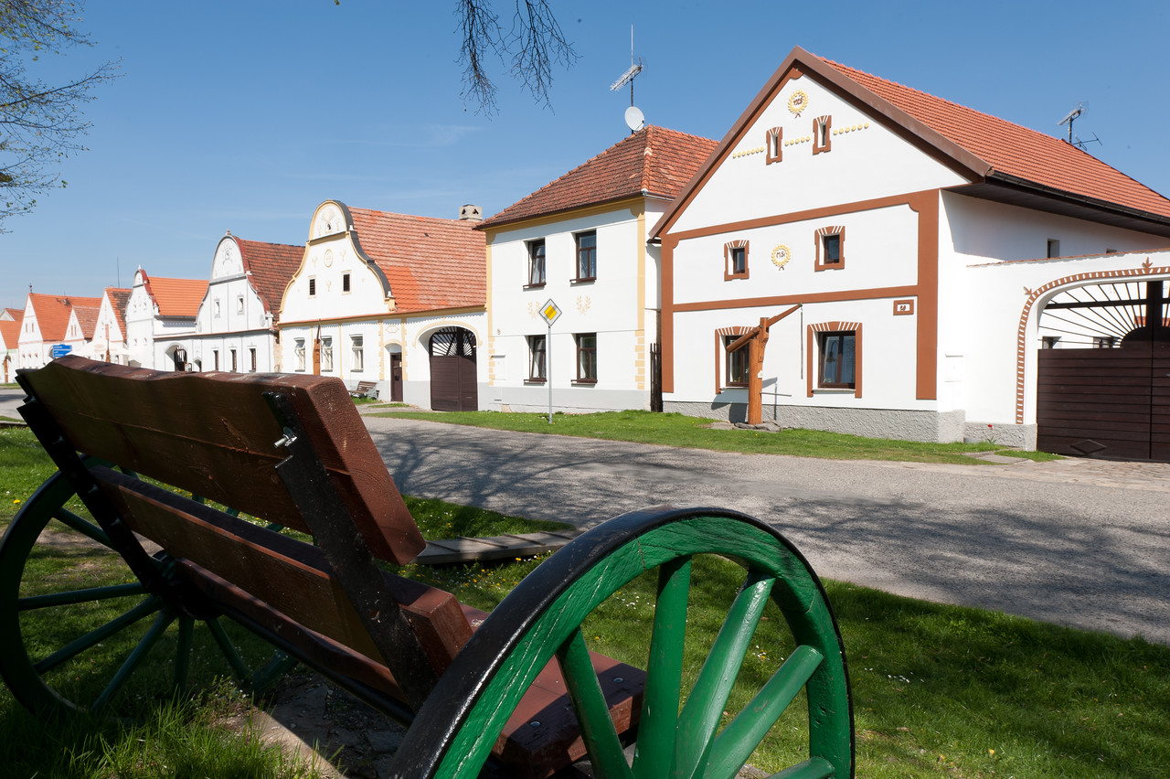 Holasovice Historical Village Reservation