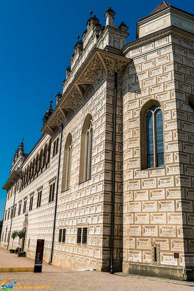 Litomysl Castle exterior