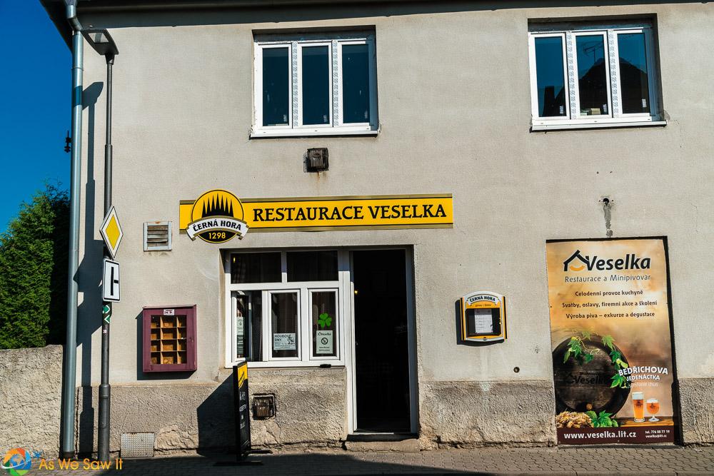 Restaurance Veselka