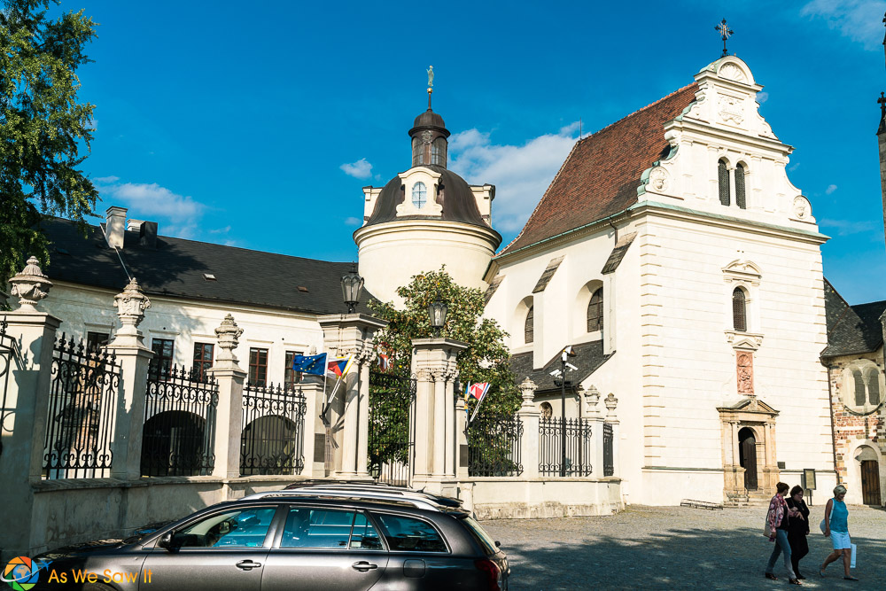 Archbishop's Palace, Olomouc
