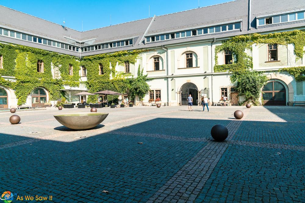 Olomouc Castle