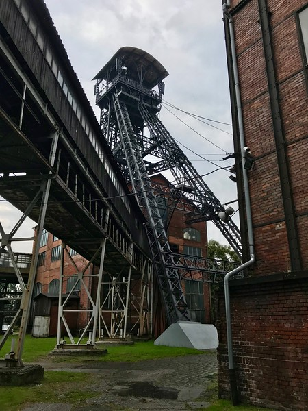 Michal Mine - Ostrava, Czech Republic