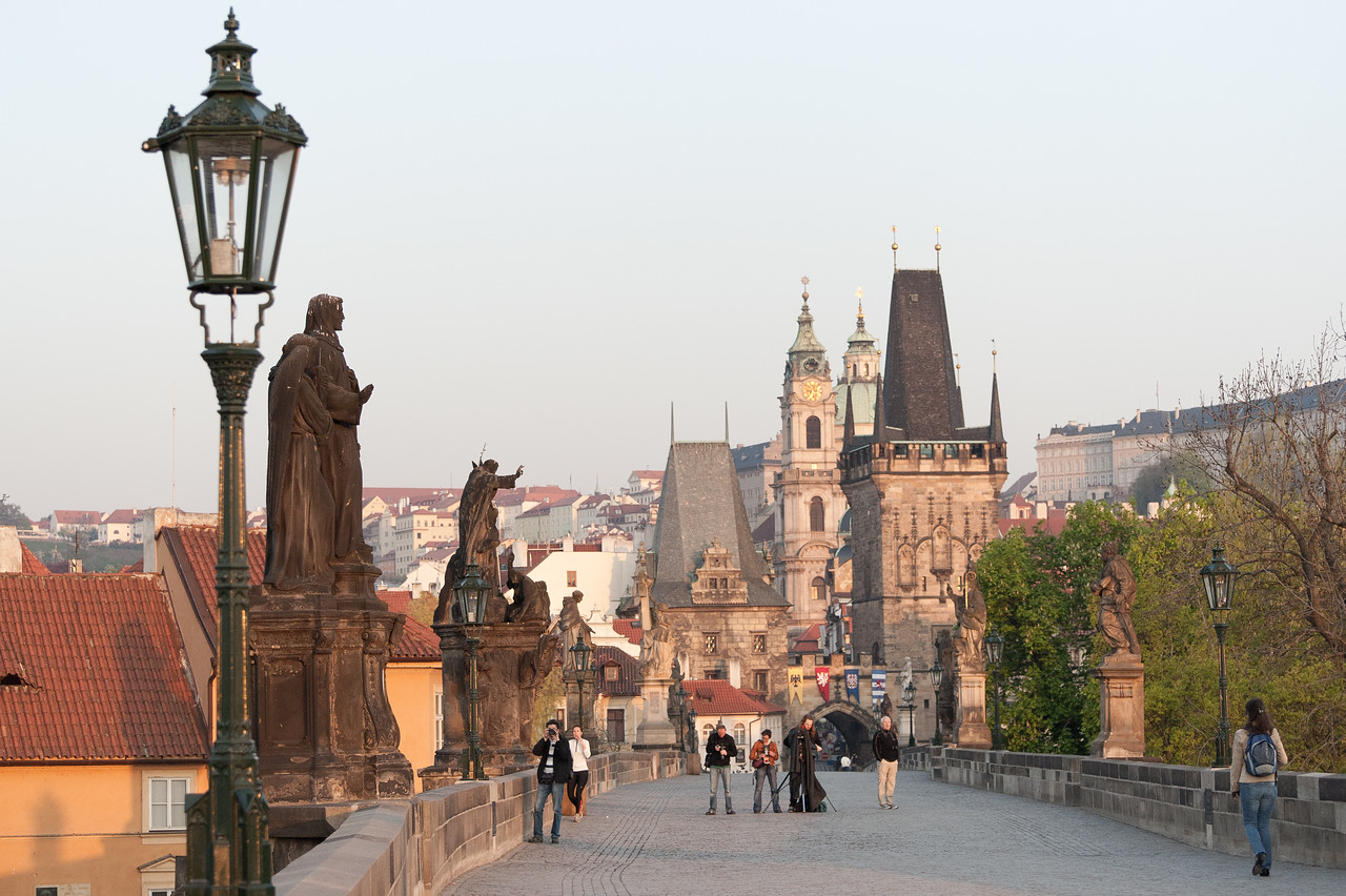 Historic Center of Prague