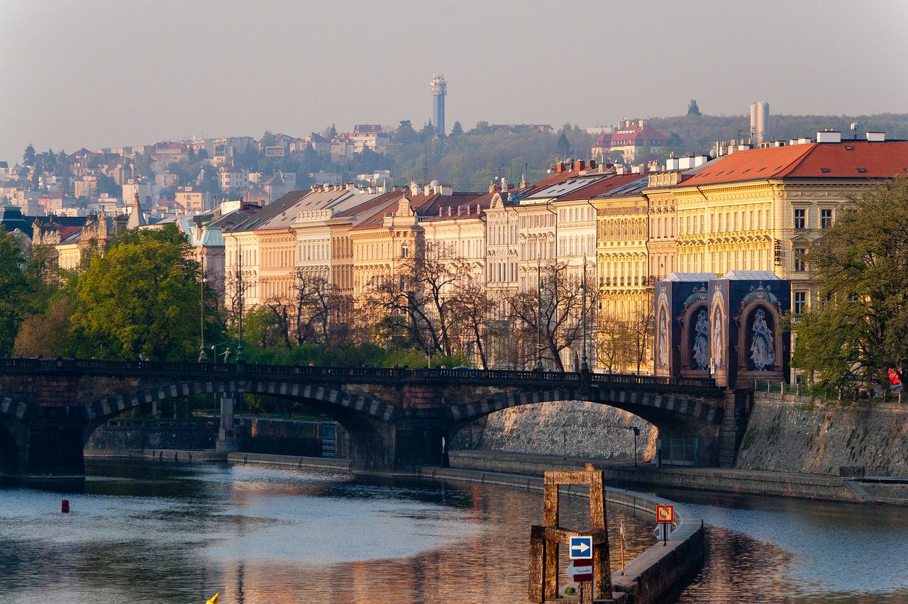 Charles Bridge at day - Prague, Czech Republic