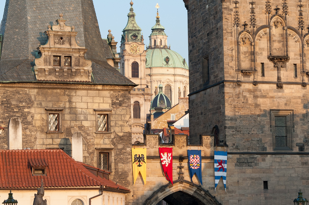 The Old City of Prague, Czech Republic