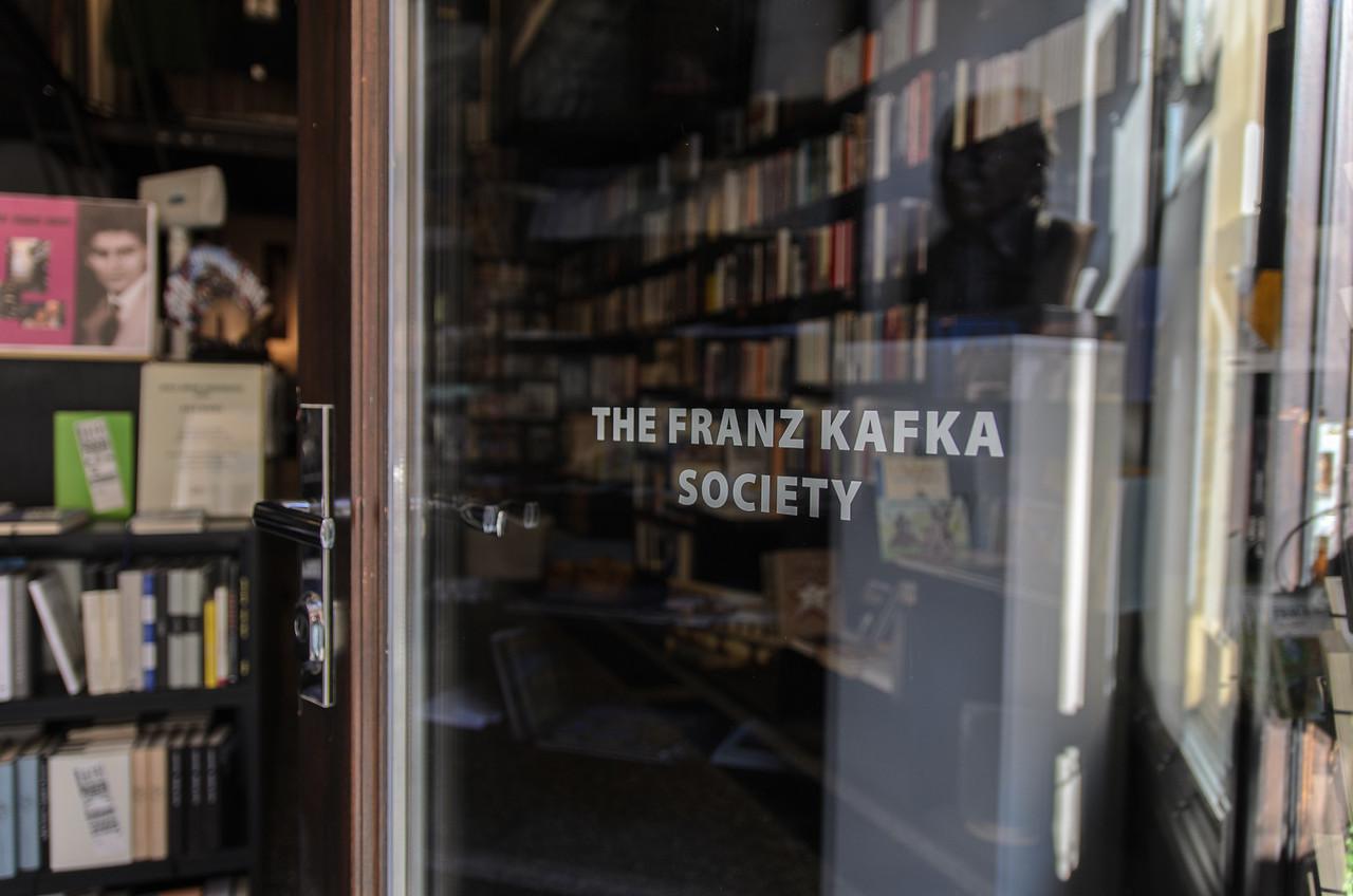 The Franz Kafka Society.